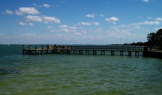 Sanibel Island condo photo - Fishing Pier