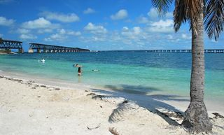 Little Torch Key mobile home photo - Beautiful Bahia Honda State Park!