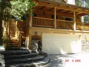 Bass Lake cabin rental