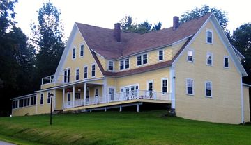Summer at Kimball Hill Inn