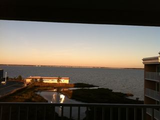 Makai Ocean City condo rental - Beautiful view of the morning sunrise