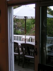 Montauk house photo - Breakfast, lunch & dinner are always better outside!