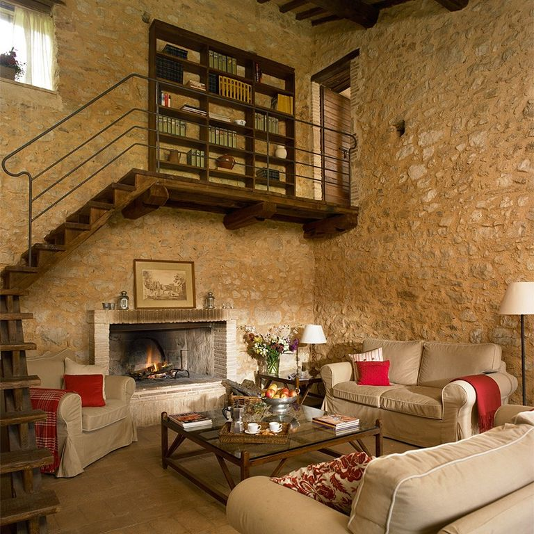Ancient hamlet with spectacular view homeaway spoleto for Piani di casa di roccia