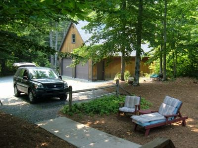 Newfound Lake cabin rental