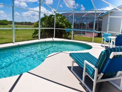 4-Bedroom House with Pool & Screened Porch