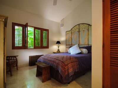 The 3rd Bedroom features a decor of iconic personalities of Mexico