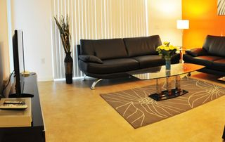 Sun Lake condo photo - Family room with 42in LCD HDTV