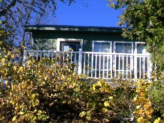 Lakeside of camp - Alburg cottage vacation rental photo