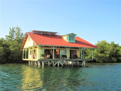 image for DISCOUNTS FOR MARCH THROUGH MAY! Unbelievable Over-the-Water House!