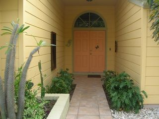 Bradenton house photo - Front Entrance