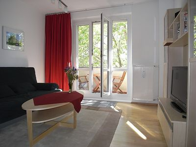 completely new: Living room 'Kaiser-Mitte 2'
