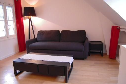 Joli studio 25m2 quartier montorgueil paris 2eme paris 673815 abritel for Plan amenagement studio 25m2