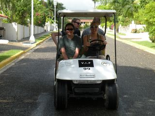 Puerto Plata villa photo - Your Own Golf Cart!