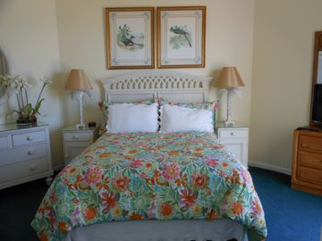 Oceanfront Guest Room with Queen Bed