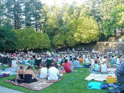 Enjoy summer concerts at nearby Mt. Tabor Park
