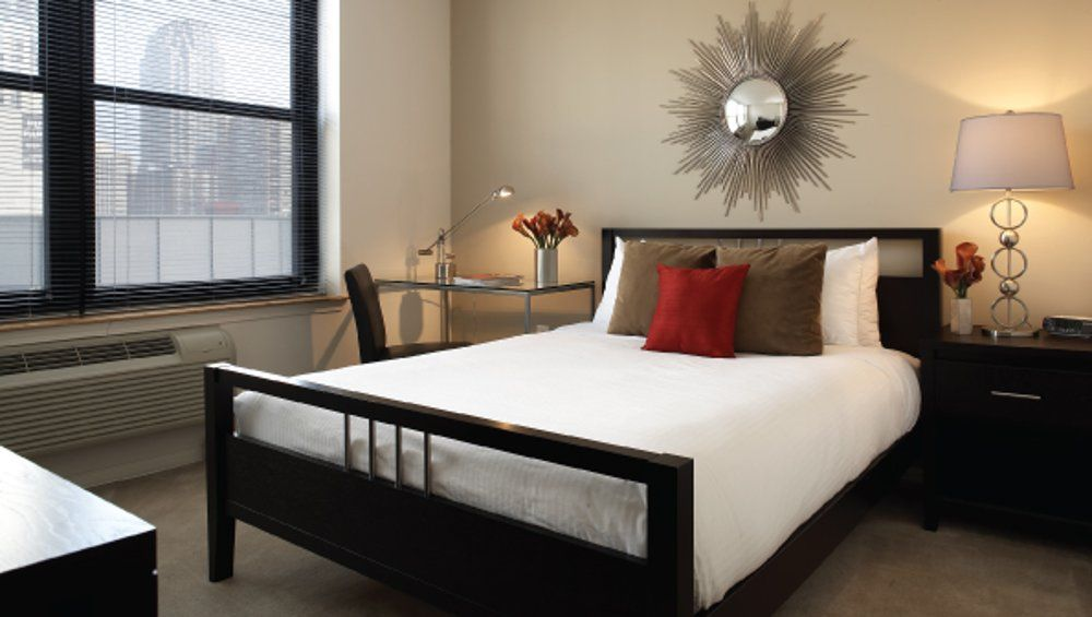 Studio 1 2 Bedroom Apartments For At Urby Jersey City In