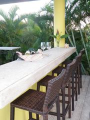 Vieques Island villa photo - Pool Pavillion Bar