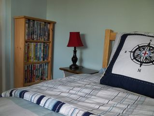 Plenty of movies - Buttermilk Bay cottage vacation rental photo