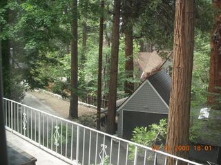 Lake Arrowhead house photo - View from porch