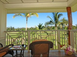 Waikoloa Beach Resort townhome photo - We are away from all the pools activities and noise; also away from Street noise