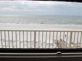 Mainsail Resort condo photo - Gulf view from the Kitchen Window