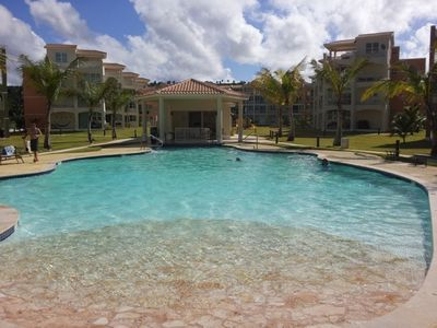 Isabela apartment rental - Pool