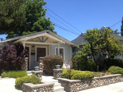 Slo Old Town Craftsman 3 Blocks From Heart Vrbo
