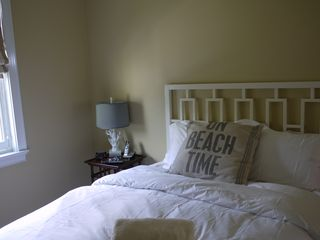 Newport condo photo - Plush and Comfortable Feather Beds.