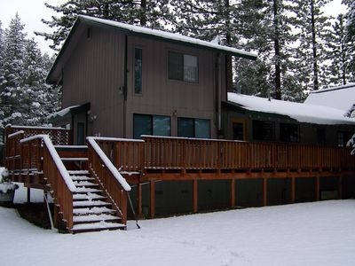 Christmas Valley house rental
