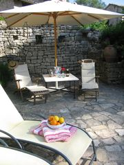 Todi villa photo - Poolside