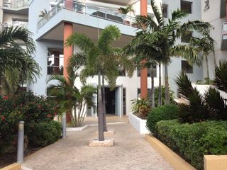 Pointe Pirouette condo photo - AquaMarina X Building Entrance