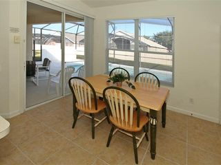 Windsor Palms house photo - Bright Eat-in-Table