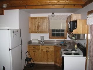Wellfleet cottage photo - Newly updated kitchen