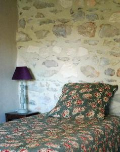 House with character in 17th century property near Alpilles, Avignon and Arles