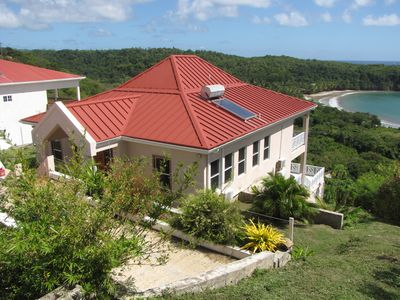 Zingiber, A beautiful Tropical Home  perfect for your Grenadian adventure.