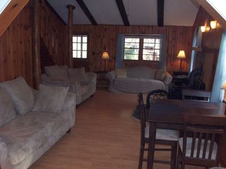 Harrisonburg cabin photo - Living room.