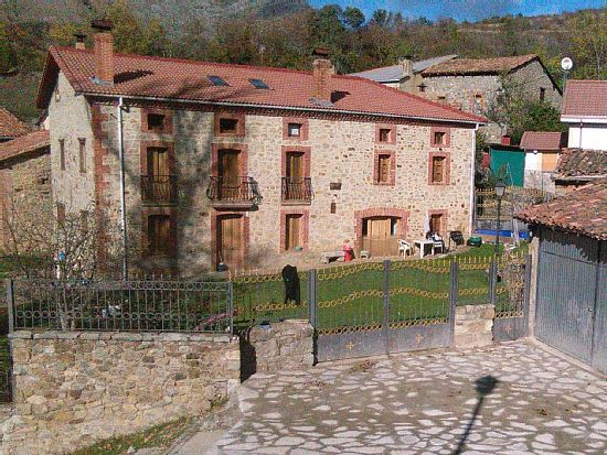 Self catering Corral Tio Casiano for 21 people