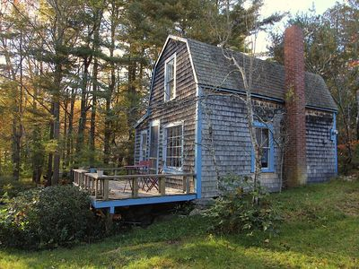 New Listing - Historic Cottage with Ocean Views - Bowdoin by the Sea