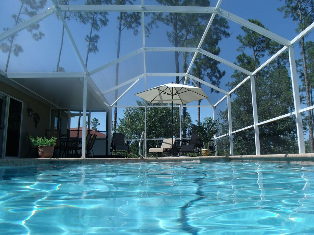 holiday house in lehigh acres heated pool vrbo