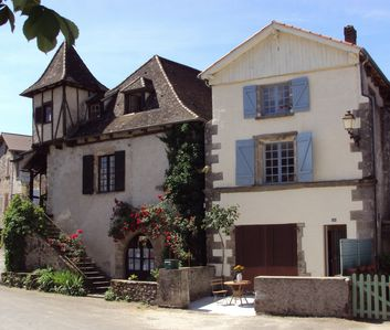 Beaulieu sur Dordogne apartment rental - Riverside House