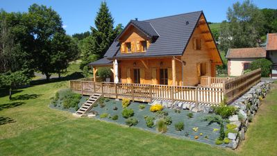 3 * 8 people + Baby - disabled access - Maximum comfort - quiet - enclosed area children