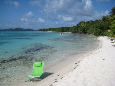 Your Beach chair waiting for you...