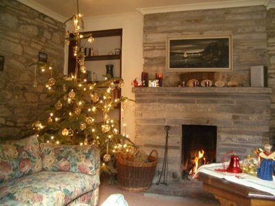 Christmas at the Gardener's Cottage