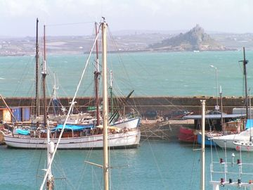 Penzance apartment rental - View from Penthouse 3