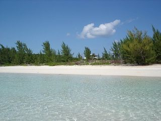 Gregory Town house photo - Gaulding Cay Beach with Property in background