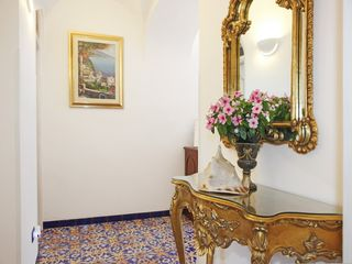 Amalfi villa photo - Hall