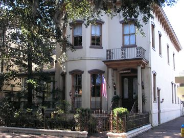 Savannah Historic Inn - Ask about our Tybee combo package!