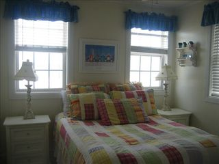 Surf City cottage photo - Master Bedroom with Private Bath