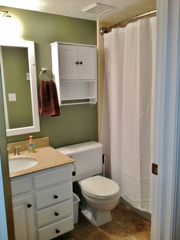 Newely remodeled Bathroom - Unit #104