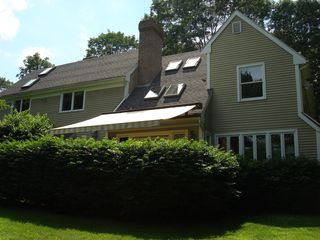 Back of house - Mystic house vacation rental photo
